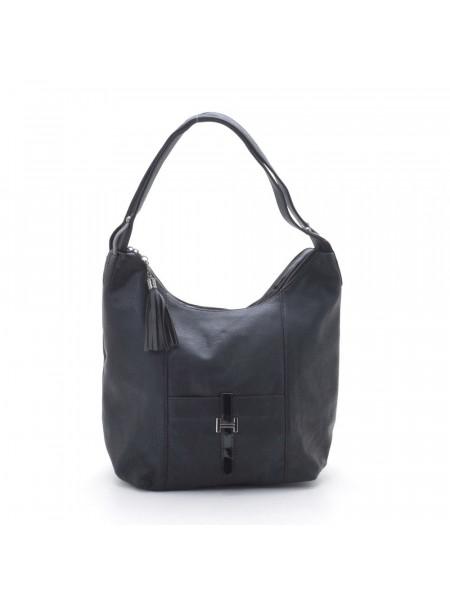 Женская вместительная сумка с ручкой