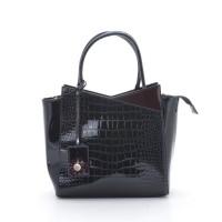 Жіноча модна лакована сумка