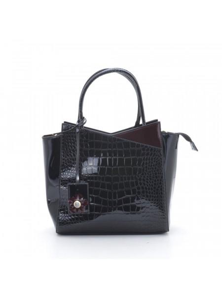 Женская модная лакированная сумка