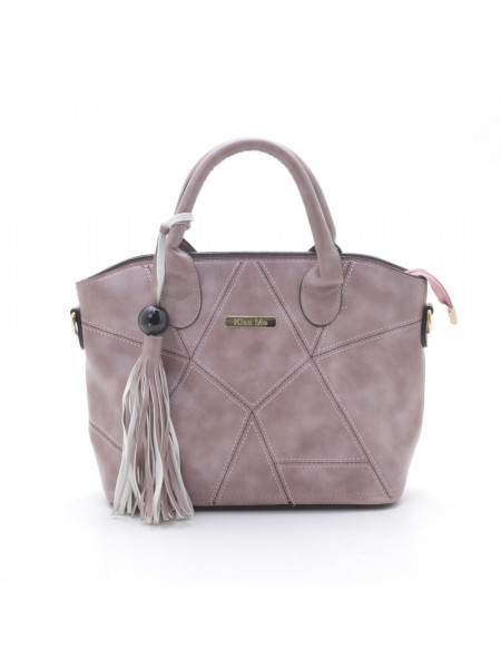 Стильна жіноча сумка із ручками