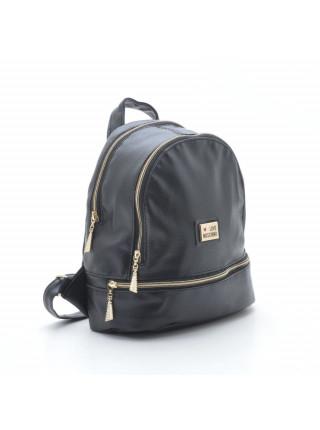 """Жіночий стильний шкіряний рюкзак """"Love Moshino"""""""