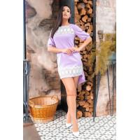 Недорогое женское мини платье