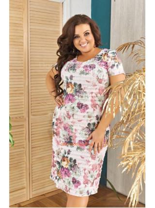 Красиве літнє плаття великого розміру