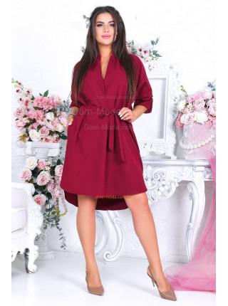 Сукня сорочка для повних