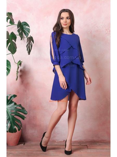 Багатошарове плаття з шифону