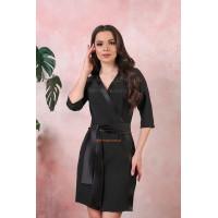 """Жіноче офісне плаття з рукавом """"Еліка"""""""