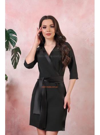 """Женское офисное платье с рукавом """"Элика"""""""