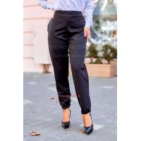 Женские модные брюки на резинке внизу