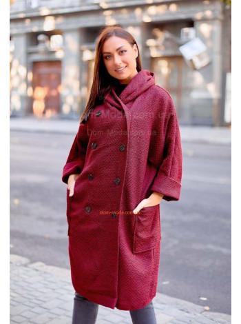 Пальто для повних жінок