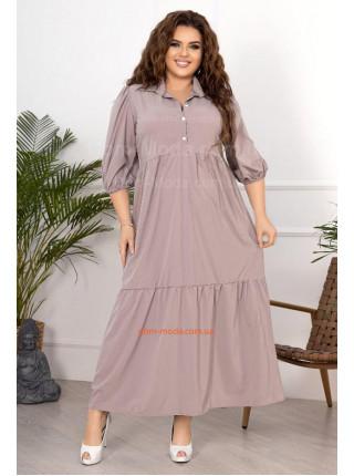 Довге плаття сорочка