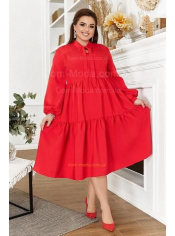 Платье на широкие бедра
