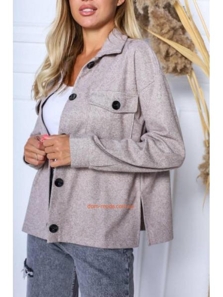 Кашемірова сорочка жіноча