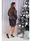 """Женское стильное платье """"Барокко"""""""
