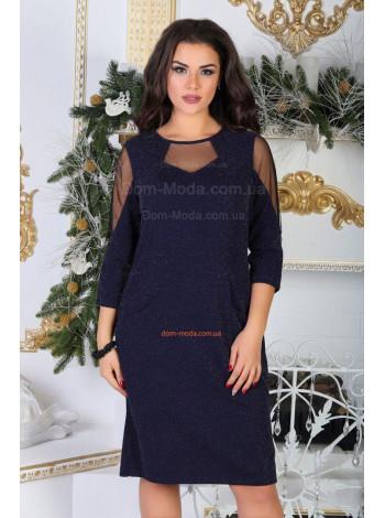 """Женское вечернее платье большого размера """"Анна"""""""