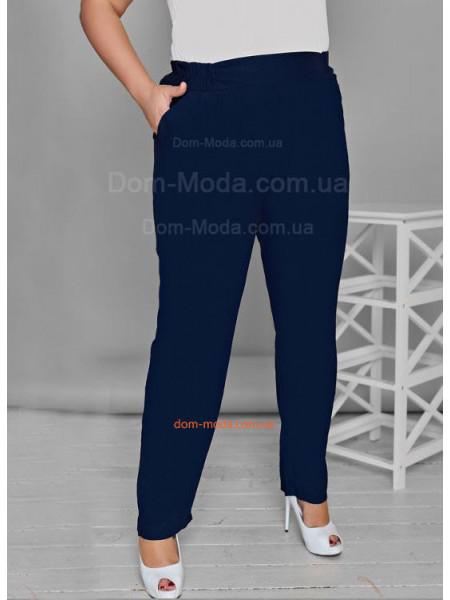 Літні брюки для повних жінок