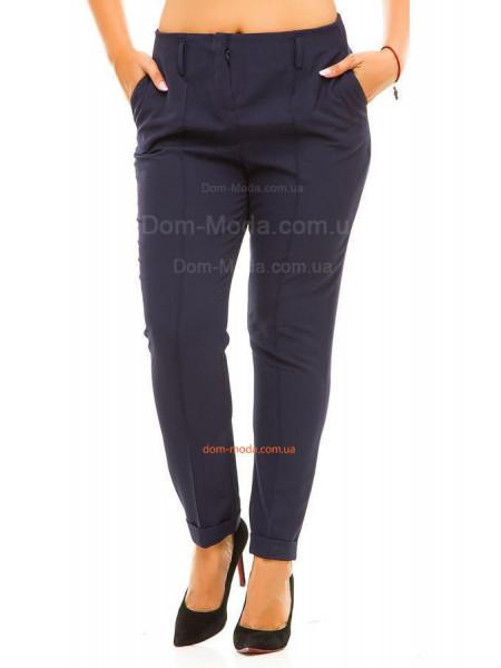 Женские брюки для офиса большого размера