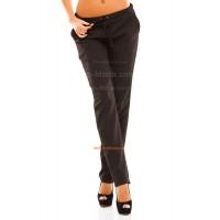 Женские брюки в спортивном стиле