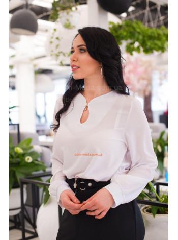 """Женская блузка большого размера """"Рима"""""""