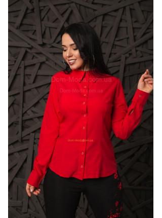 Купити. Жіноча модна сорочка великого розміру Жіноча модна сорочка великого  розміру cf8279ac38e2a