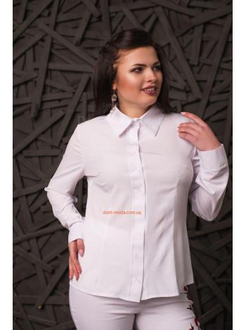 Женская модная рубашка большого размера