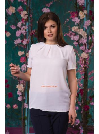 """Женская блузка большого размера """"Стефи"""""""