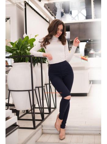 Сексуальные женские лосины брюки с высокой талией