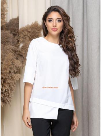 Женская блузка без пуговиц