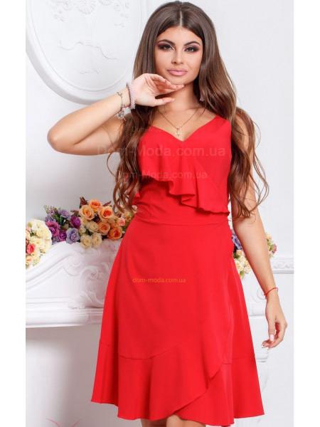 КУПИТИ ОНЛАЙН КУПИТИ ОНЛАЙН. Жіноче модне плаття на тонких бретелях ... ec05ee0ae17f6