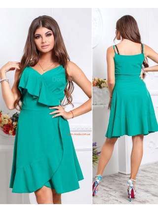КУПИТИ ОНЛАЙН КУПИТИ ОНЛАЙН. Жіноче модне плаття на тонких бретелях Жіноче  модне плаття на тонких бретелях bded3531b773d