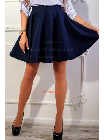 Женская модная юбка солнце