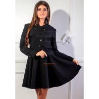Модний жіночий піджак косуха