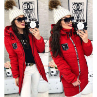 """Зимняя модная куртка для женщин """"Хана"""""""