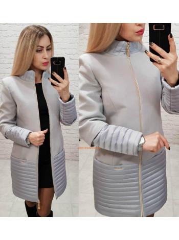 """Модне жіноче пальто на підкладинці """"Венді"""""""