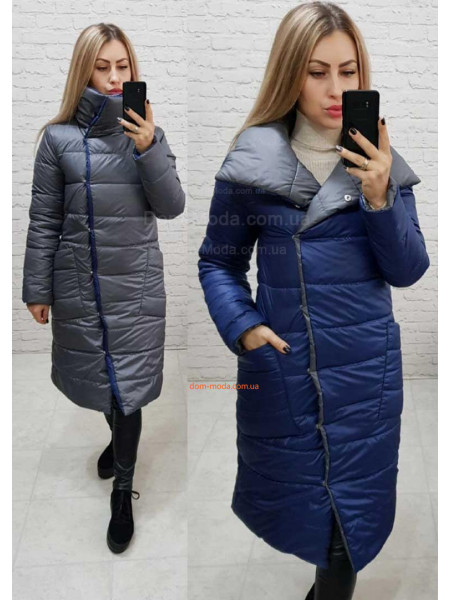 Двостороння зимова куртка пальто