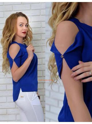 Блузка з відкритими плечима