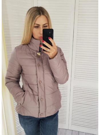 Жіноча стильна весняно осіння коротка курточка