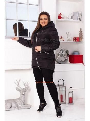 """Зимова жіноча куртка великого розміру """"Арья"""""""