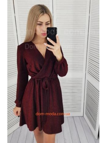 Плаття з люрексу