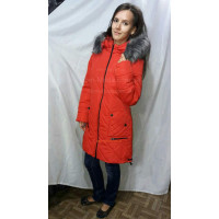 Зимняя куртка холлофайбер норма и батал