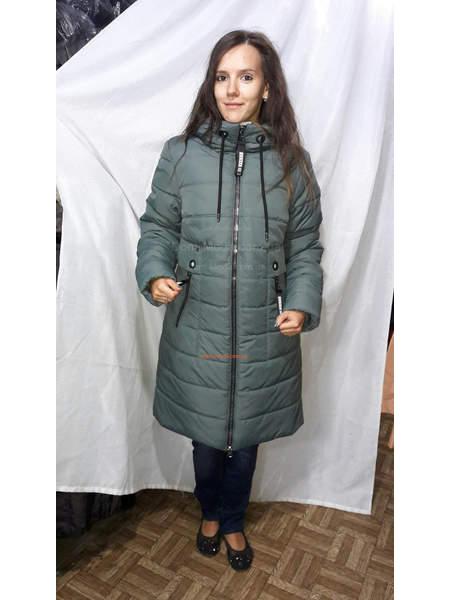 Жіночий пуховик пальто норма і великого розміру