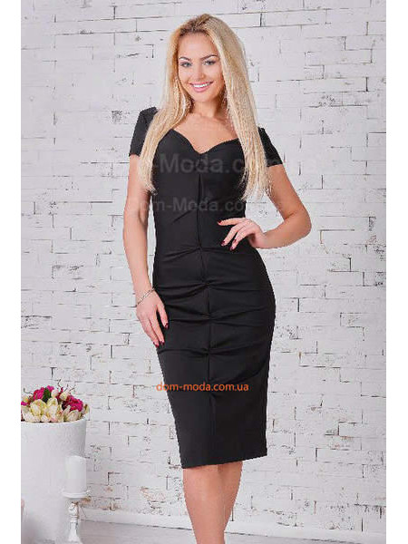 Ділові та офісні плаття для жінок в магазині Dom-Moda.com.ua ... c1b9ffcf592dd