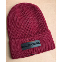 Молодежная вязаная шапка Balenciaga