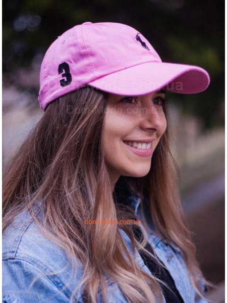 Жіноча кепка поло