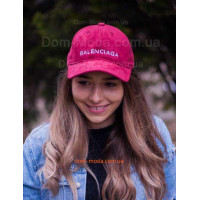 Женская замшевая кепка