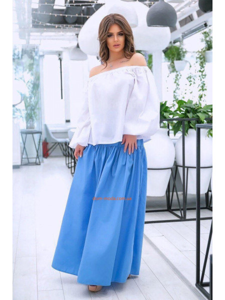 "Женская макси юбка ""Миледи"""