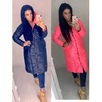 Куртка жіноча двостороння