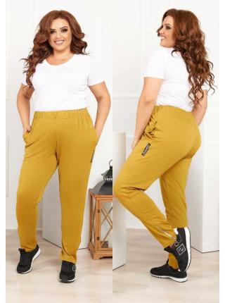 Женские спортивные штаны большого размера