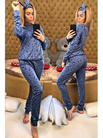 Женская пижама со штанами