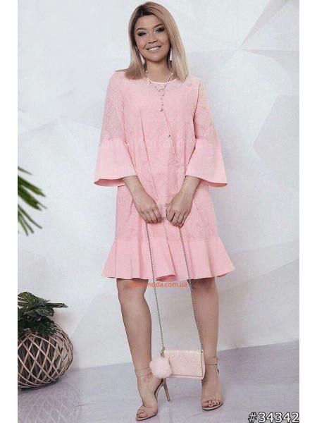 7baa956f345 Платья больших размеров в магазине Dom-Moda.com.ua