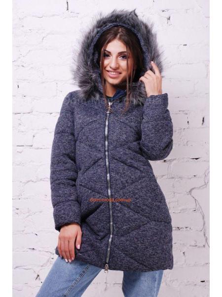 Куртка зимова з хутром
